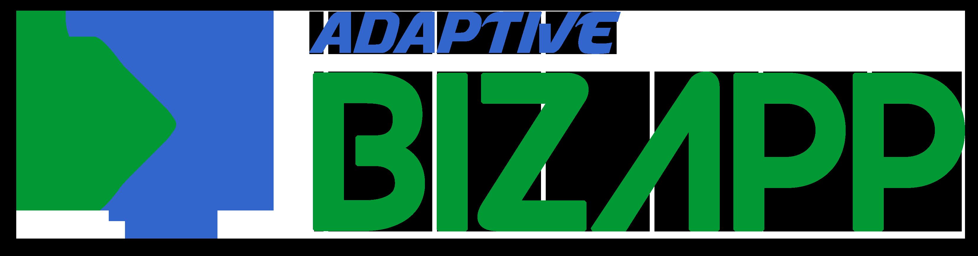 Adaptive Bizapp