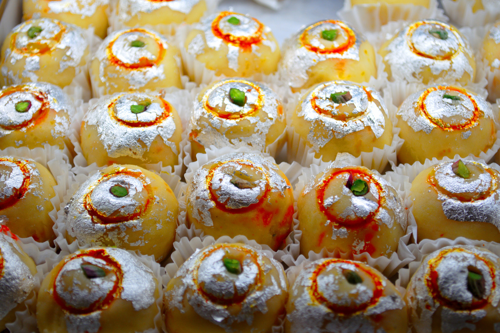 Nellai Shalom - Sweets